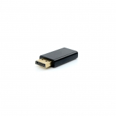 Adaptador Hdmi F X Displayport M Adp-103Bk Plus Cable