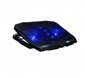 Base Gamer Para Notebook 17,3 Nbc-100Bk C3Tech