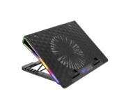 Base Gamer Para Notebook 17,3 Nbc-500Bk C3Tech