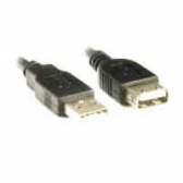 Cabo Extens Usb Machoxfemea 3Mts Pc-Usb3002 Preto Plus Cable