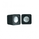 Caixa de Som 2.0 Usb 4W Rms Mini Speaker Sp-8900 K-Mex