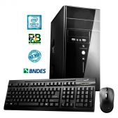 Computador Compusonic (As H110 /  I5 7400 / 1Tb / 8Gb Ddr4 / Dvd / 500W) - Composto