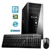 Computador Compusonic (As H110 /  I7 7700 / 1Tb / 8Gb Ddr4 / Dvd / 500W) - Composto