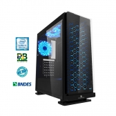Computador  Compusonic Gamer (Core I3 8100/ H310/ 1Tb/ 8Gb Ddr4/ 500W 80 Plus/ Gtx 1060 6Gb