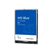 Hd Interno 1Tb 2,5 Western Digital Blue Sataiii 54000Rpm 128Mb Nacional Wd10Spzx