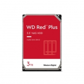 Hd Interno 3Tb Western Digital Red Sataiii 64Mb Wd30Efax