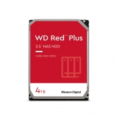 Hd Interno 4Tb Western Digital Red Sataiii 64Mb Wd40Efax