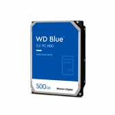 Hd Interno 500Gb 3,5 Western Digital Blue Sataiii 7200Rpm 32Mb Nacional Wd5000Azlx