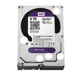 Hd Interno 6Tb Western Digital Purple Sataiii 64Mb Wd60Purx
