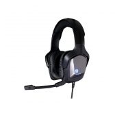 Headset Gamer Usb H220Gs 7.1 Preto Hp Gamer