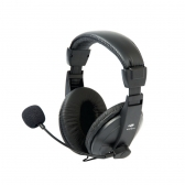 Headset P2 Mi-2260Arc Preto C3Tech