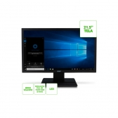 Monitor Acer 21,5 Led Full Hd V226Hql / Dvi / Hdmi / Vesa