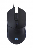 Mouse Optico Usb Gamer G260 Preto Hp