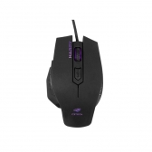 Mouse Optico Usb Gamer Harpy Mg-100Bk Preto C3Tech