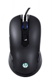 Mouse Óptico Usb Gamer M200 Preto Hp