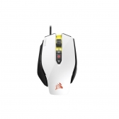 Mouse Óptico Usb Gamer Vengeance M65 Pro Branco Corsair