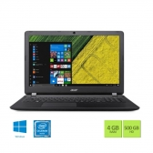 Notebook Acer Es1-531-C27U Intel Celeron Quad Core N3450 4Gb 500Gb 15,6