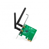 Placa de Rede Pci Express 1X Wifi 300M Tp-Link Tl-Wn881Nd