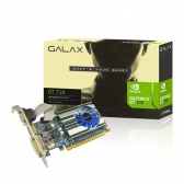 Placa de Video Galax Geforce Gt 710 1Gb Ddr3 64 Bits Dvi/hdmi/vga - Pcie 2.0 - 71Ggh4Hxj4Fn