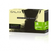 Placa de Vídeo Galax Geforce Gt 710 2Gb Ddr3 64 Bits Dvi / Hdmi / Vga – Low Profile - Pcie 2.0 - 71Gpf4Hi00Gx