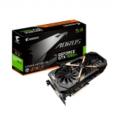 Placa de Video Gigabyte Aorus Geforce Gtx1080Ti Xtreme Edition 11Gb Gddr5 352 Bit Dvi/hdmi*3/dp*3 - Gv-N108Taorus X-11Gd