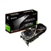 Placa de Video Gigabyte Geforce Aorus Gtx 1080 Ti 11Gb Gddr5X 352 Bits Hdmi/dp/dvi - Gv-N108Taorus-11Gd
