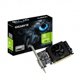 Placa de Video Gigabyte Geforce Gt 710 Low Profile 2Gb Gddr5 64 Bits Dvi/hdmi - Gv-N710D5-2Gl
