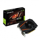 Placa de Video Gigabyte Geforce Gtx 1060 Mini Itx Oc 6Gb Gddr5 192 Bits Dvi/hdmi/dp - Gv-N1060Ixoc-6Gd