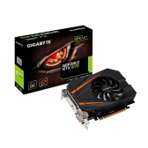 Placa de Video Gigabyte Geforce Gtx 1070 Mini Itx Oc 8Gb Gddr5 256 Bits Dvi/hdmi/dp - Gv-N1070Ixoc-8Gd