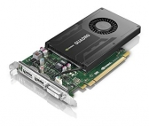 Placa de Video Lenovo Nvidia Quadro K2200 4Gb Gddr5 128 Bits 1X Dvi-I Dl 2X Display Port Pcie 2.0 (Fh/lp) 4X60G69027