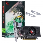 Placa de Vídeo Pcyes Geforce Gt 730 4Gb Ddr3 128 Bits  Dvi/hdmi/vga - Low Profile - Pa730Gt12804D3