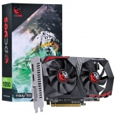 Placa de Vídeo Pcyes Geforce Gtx 1050 2Gb Gddr5 128 Bits Dvi / Hdmi / Dp - Pa1050Gtx12802G5
