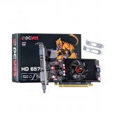 Placa de Video Pcyes Radeon Hd 6570 - 2Gb Ddr5 128 Bits Dvi/hdmi/vga - Pcie 2.0 - Low Profile - Ps657012802D5Lp