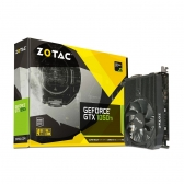 Placa de Video Zotac Geforce Gtx 1050 Ti Mini 4Gb Gddr5 128 Bits Dp/hdmi/dvi - Pcie 3.0 - Zt-P10510A-10L