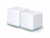 Roteador Mesh Wifi Dual Band 2,4/5Ghz Ac1200 Mbps Mercusys Halo S12(2-Pack)