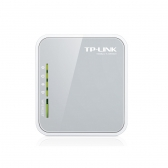 Roteador Wifi 3G 150Mbps Portatil - Tl-Mr3020