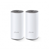 Roteador Wireless Tp-Link Dual Band Ac 1200 Mbps Mesh Deco E4(2-Pack)