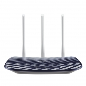 Roteador Wireless Tp-Link  Dual Band Ac 750  - Archer C20