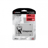 Ssd Kingston 240Gb Uv400 Sata3 2,5