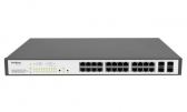 Switch Intelbras 24 Pts Gigabit +4P Sfp Sg2404Poe