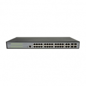 Switch Intelbras Gerenciavel 24 Pts Giga + 4P Gbic - Sg 2404 Mr L2+