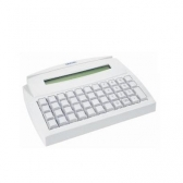 Teclado Programavel Gertec Tec 44 Display Ps2