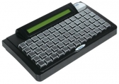 Teclado Programavel Gertec Tec-E 65 Display Ps2