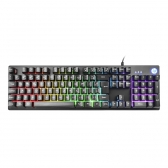 Teclado Usb Gamer K500F Preto/rgb Hp Gamer