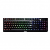 Teclado Usb Gamer Mecanico Aorus K9 Rgb Switch Optico Flaret Gigabyte