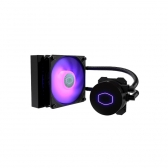 Water Cooler Masterliquid Ml120L V2 12Cm Rgb Cooler Master